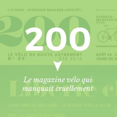 Le magazine 200