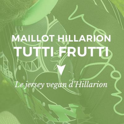 Maillot cycliste Hillarion Tutti Frutti