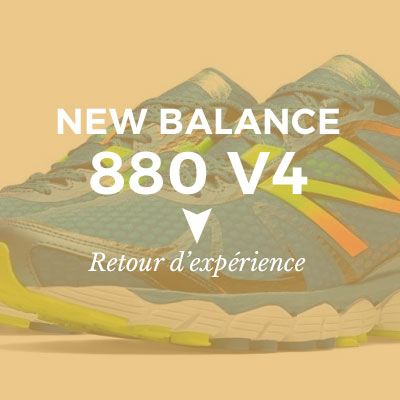 Chaussures de running New Balance 880 v4