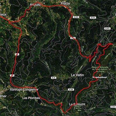 Combiner vos activités GPS avec Merge Activities