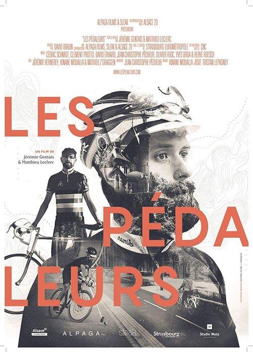 Les Pédaleurs, un film de Mathieu Leclerc et Jérémie Gentais