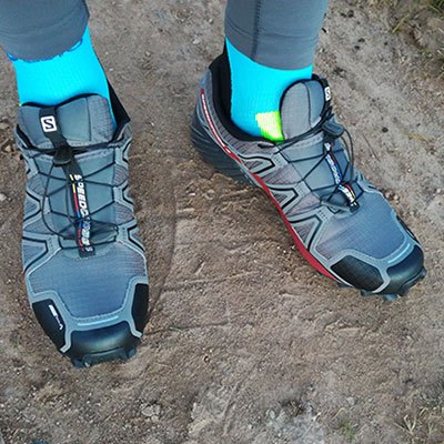 Test des chaussures de trail Salomon Speedcross 4 CS