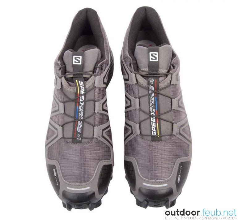 Serious stuff the Salomon Speedcross