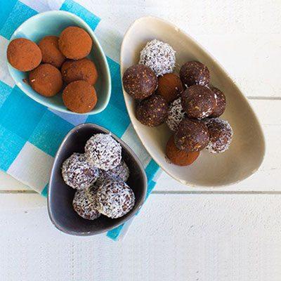 Energy-packed power balls recipe