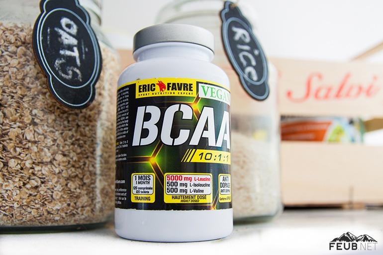 Pilulier BCAA Eric Favre