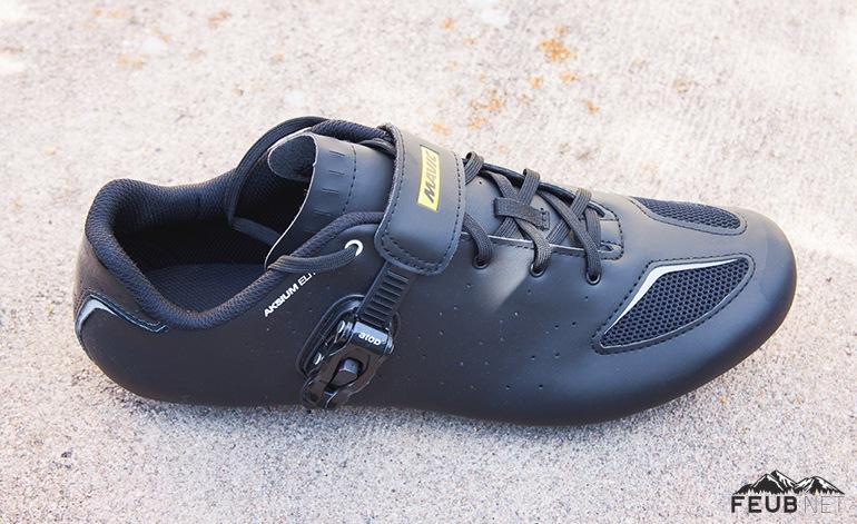 Test des chaussures de vélo Mavic Aksium Elite III