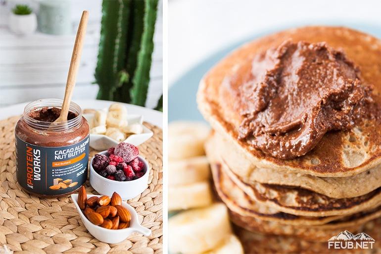 Beurre Amandes Cacao, le coupeur de fringales de The Protein Works