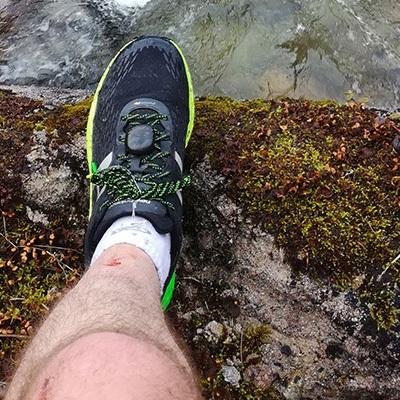 Surveillez votre foulée, votre allure et vos chaussures avec le Milestone Pod
