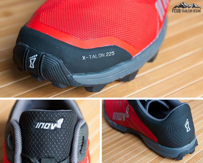 La X-Talon 225 avec son chausson Precision Fit est parfaitement ajustée à votre pied