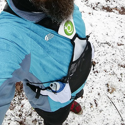 L'environnement au cœur du sac de trail Can-Guru