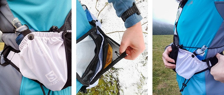 Un sac technique de trail