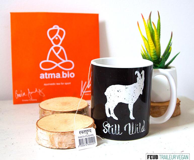 Atma Bio, infusions ayurvédiques