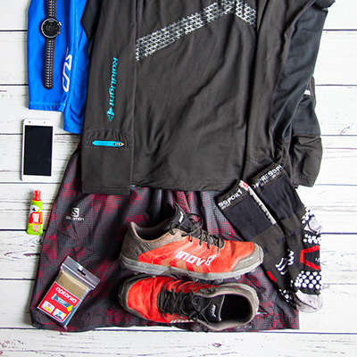 Mon équipement pour un trail court hivernal - feub.net