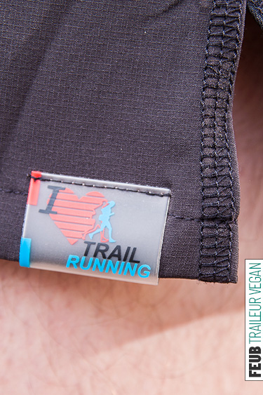 Short Raidlight Trail Raider Evo - I love trail running