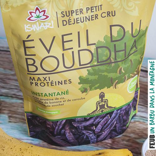 Eveil du Bouddha Maxi Protéines, bon et sain