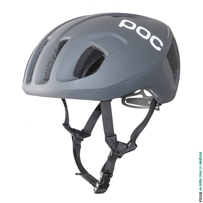 Le nouveau casque aéro de POC