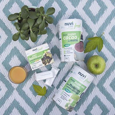 Nuviline, nutrition pour la vie