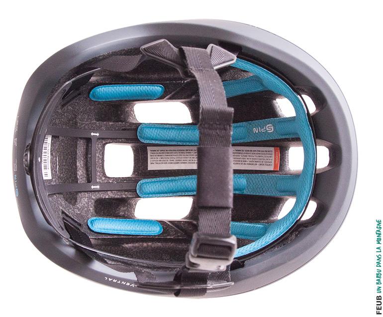 Réduction des chocs obliques grâce au système SPIN