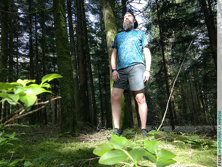 Le short trail Joran de CimAlp, léger, respirant, fonctionnel, que du bon