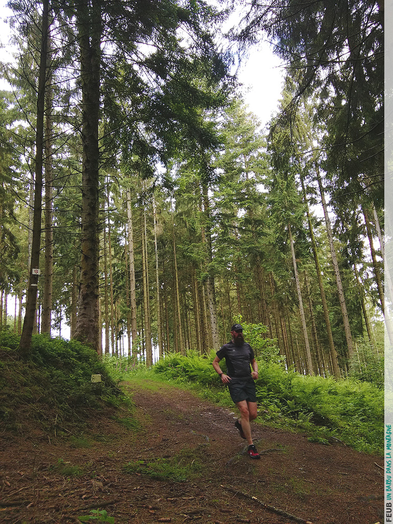 Test du short de trail Joran Aerotrail de CimAlp