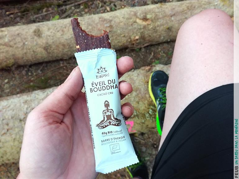 Barre Eveil du Bouddha cacao cru