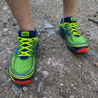 Test des chaussures de trail Brooks PureGrit 6, run happy au naturel