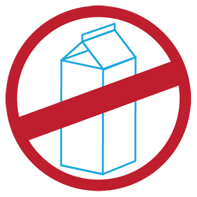 Les méfaits du lait et des produits laitiers