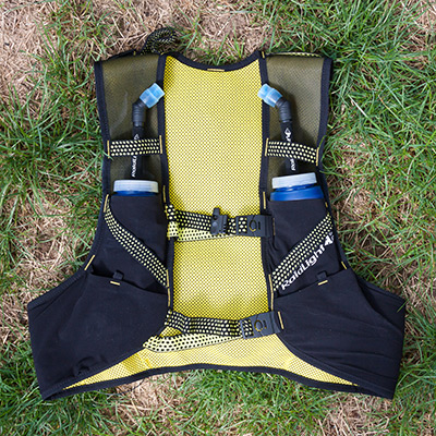 Test du gilet Raidlight Responsiv 3L