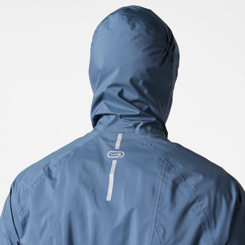 cheap for discount coupon codes shop Veste imperméable trail Kalenji