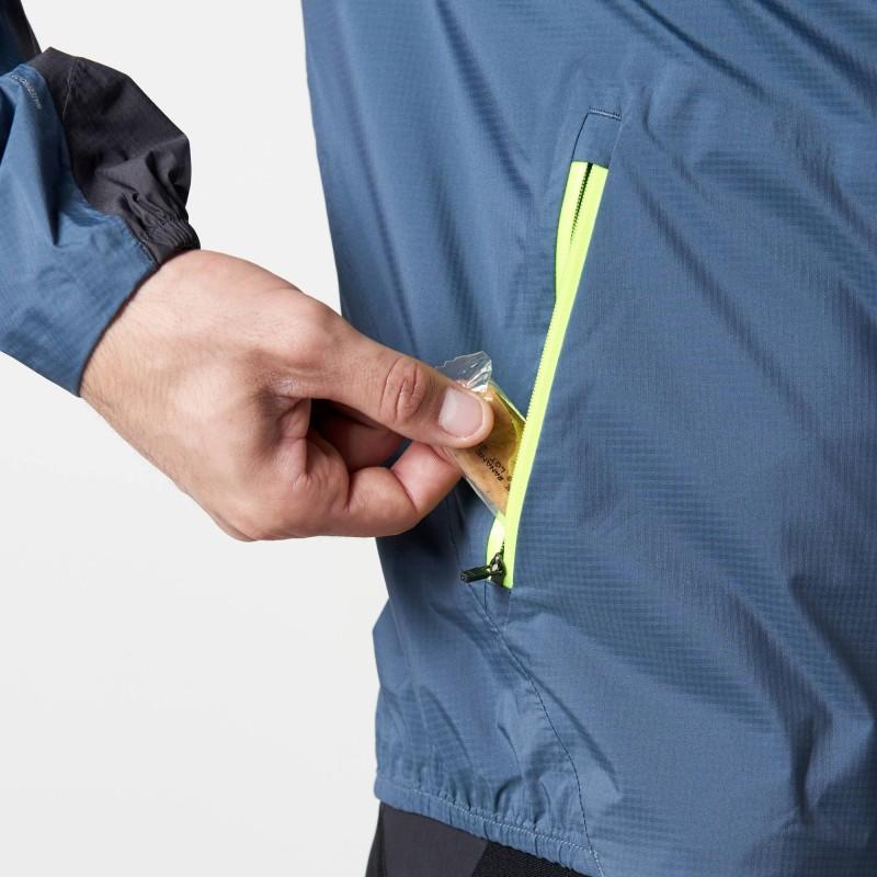 Deux poches zippées