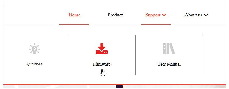 Support - Firmware - IGPSport