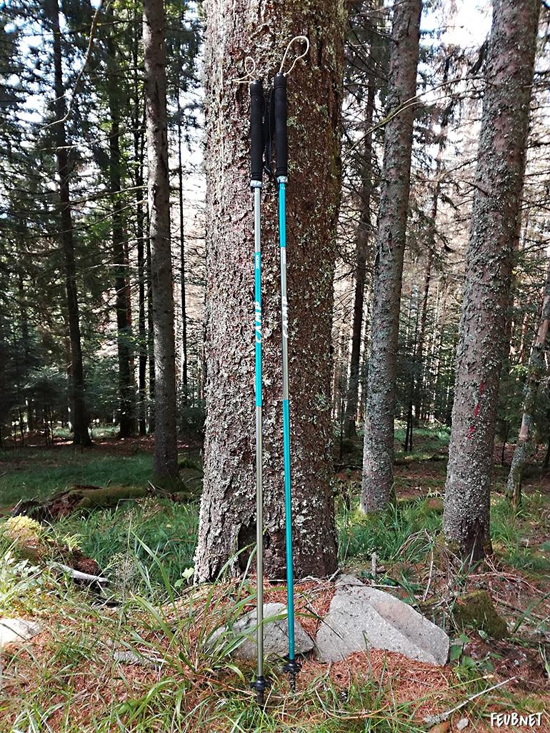 Bâtons de trail Camp Xenon 135 cm