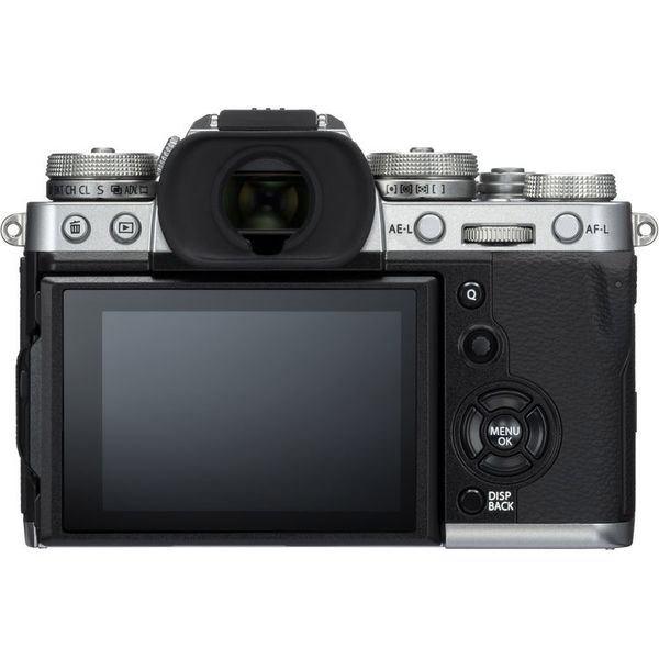 Fujifilm X-T3 écran arrière